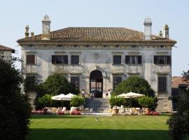Relais Villa Sagramoso Sacchetti, Corno Alto