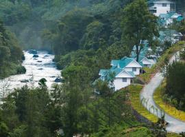Rivulet resort, Munnar