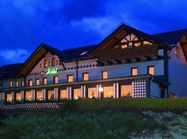 Hotel Berggarten, Brotterode