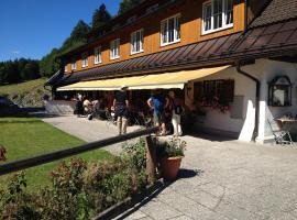 Gasthof Blaue Gams, Ettal