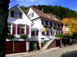 Gasthaus Zur Rose, Bad Peterstal-Griesbach