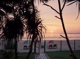 Aussie Swiss Beach Resort, Weligama