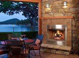 Galiano Oceanfront Inn & Spa, Sturdies Bay