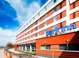 Park Inn by Radisson Peterborough, Piterboro