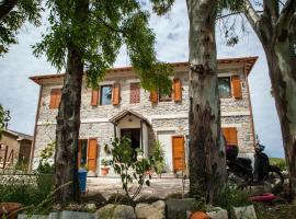 Villa Naumanni, Tarquinia