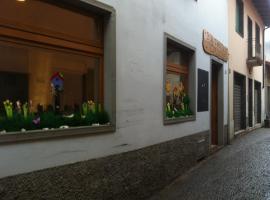 Bar Trattoria Colombina Affittacamere, Bossico