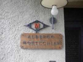 Albergo Montechiari, Palaia