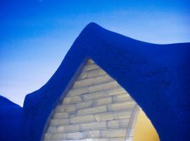 Arctic Snow Hotel, Sinettä