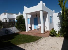 Casa Agualuna, Zahora