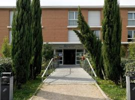 Residhotel Les Hauts d'Andilly, Andilly