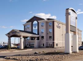 Canalta Hotel Tisdale, Tisdale