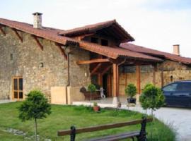 Casa Rural Patxi Errege, Elorrio