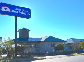 Americas Best Value Inn Fort Worth, Fort Worth