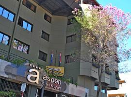 Aspen Hotel & Apart, Assunção