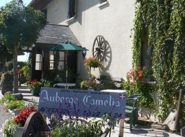 Hotel Auberge Camelia, Aviernoz