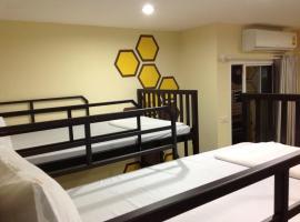 Beehive Patong Hostel, Patong Beach