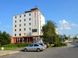 Hotel City Galanta, Galanta