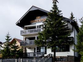 Pensiunea Vila Bujorul de Munte, Păltiniş