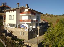 Guest House Sarievi, Progled