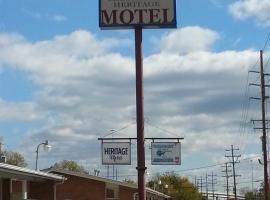 Crossroads Heritage Motel, Wentzville