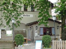 Pension Staudinger Keller, Moosburg