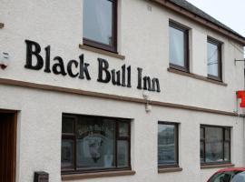 The Black Bull Inn, Inverurie