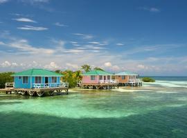 Fantasy Island Eco Resort, Dangriga