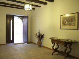 Apartamentos Casa Les Valeres, Fuentespalda