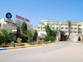 Houria Palace, Сус