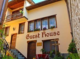 Palyongov Guest House, Chepelare