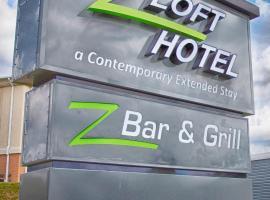 Z Loft Extended Stay Hotel, Saint Robert
