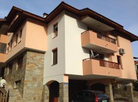 Diana Apartments in Zornitsa Complex, Stoykite