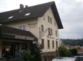 Hotel Strauss, Waldbronn