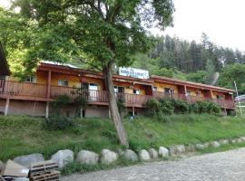 Mermaid Lodge and Motel, Ainsworth Hot Springs