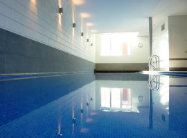 Inblauw - Exclusive Wellness B&B, Leuven
