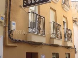 Pensión Zurbarán, Cáceres