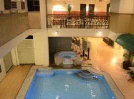 DM Residente Hotel Inns & Villas, Angeles