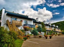 Motel Le JoliBourg, Saint-Sauveur-des-Monts