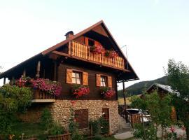 Rooms Felicia, Gornji Babin Potok
