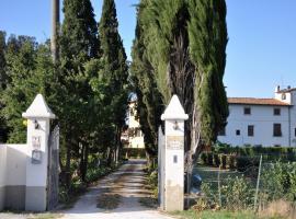 B&B Villa Vannucci, Montelupo Fiorentino