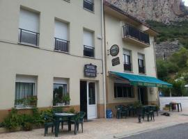 Hotel Durtzi, Sobrón