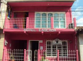 Hotel Cascada, Copan Ruinas