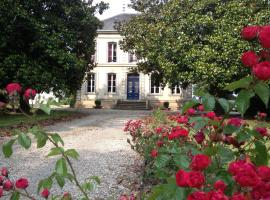 Château des Grandes Vignes, Preignac
