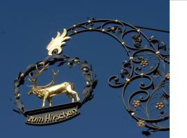 """Gasthaus & Hotel """"Zum Hirschen"""", Fellbach"""