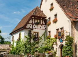 , Rothenburg ob der Tauber
