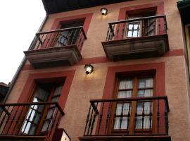 Hotel Argüelles, Ribadesella