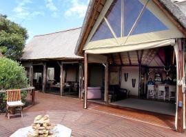 Bush Lodge, Amakhala Game Reserve