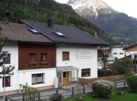 Ferienhaus Pult, Längenfeld
