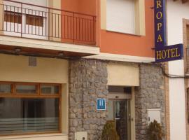 Hotel Europa, Villacañas