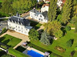 Gîtes Le Castel Morin, Villiers-sur-Morin
